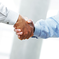 Handshake | Successful Mediation